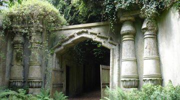 Povestea din cimitirul din Highgate