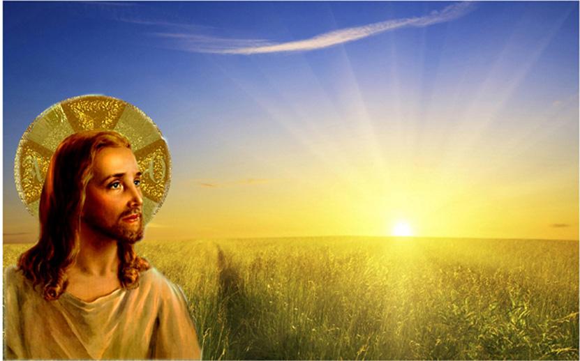 Jesus Christ Desktop Background