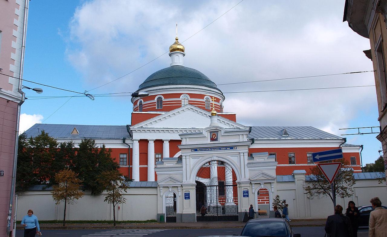 Mănăstirea din Kaza. Foto de Bandar Lego. Sursă Wikipedia.