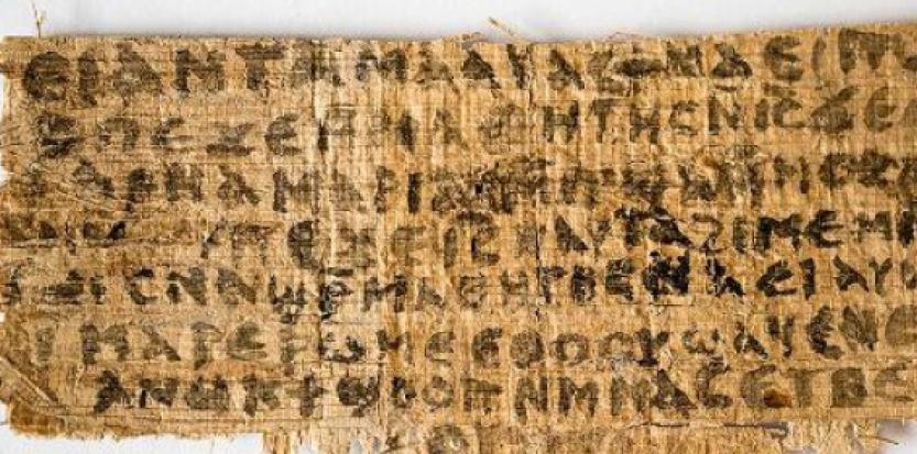 papirus sotie Iisus