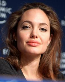 Foto de Remy Steinegger, Angelina Jolie, sursa Wikipedia