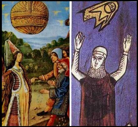 ufo medieval