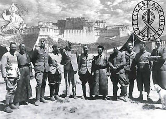 Expeditie nazista in Tibet