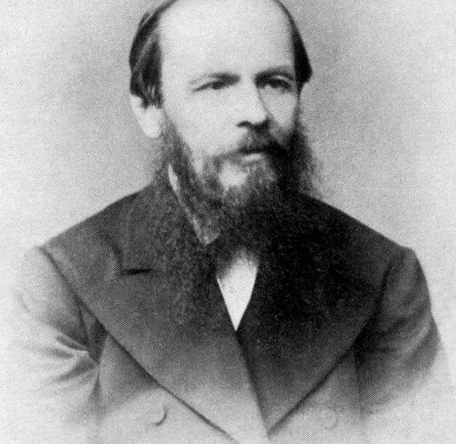 Sursa Letters to Friends and Family, Chatto Windus 1914, f Feodor Dostoievski fotografiat in 1876, sursa Wikipedia.