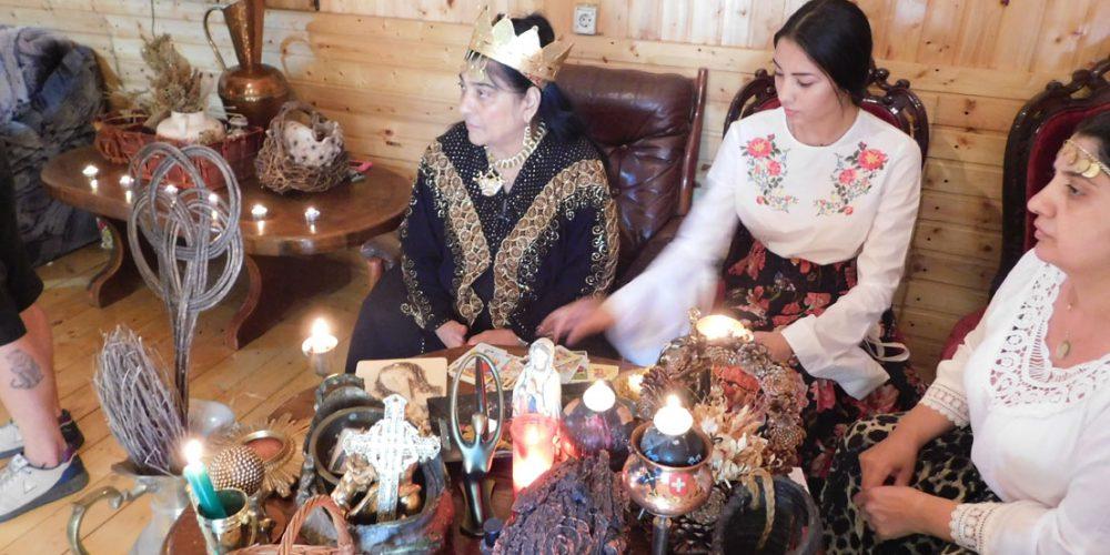 CampinaDSCN1546 Maria Campina, regina Magiei Albe din Romania