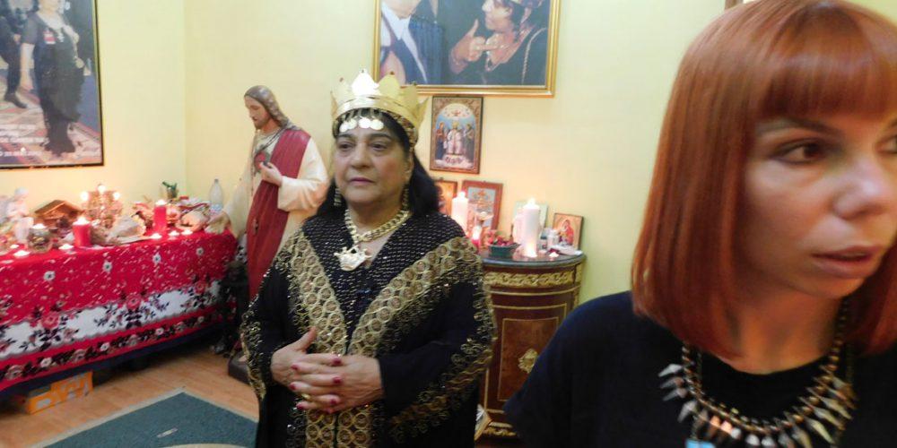 DSCN1384 Maria Campina, regina Magiei Albe din Romania