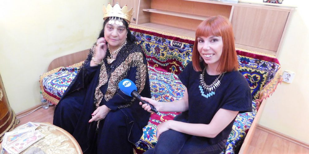 DSCN1392 Maria Campina, regina Magiei Albe din Romania