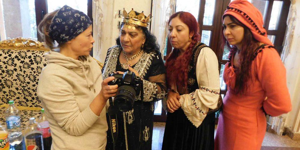 DSCN2053 Maria Campina, regina Magiei Albe din Romania