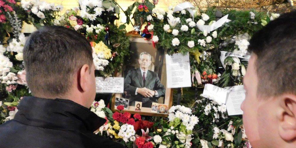 Funeraliile Regelui Mihai18