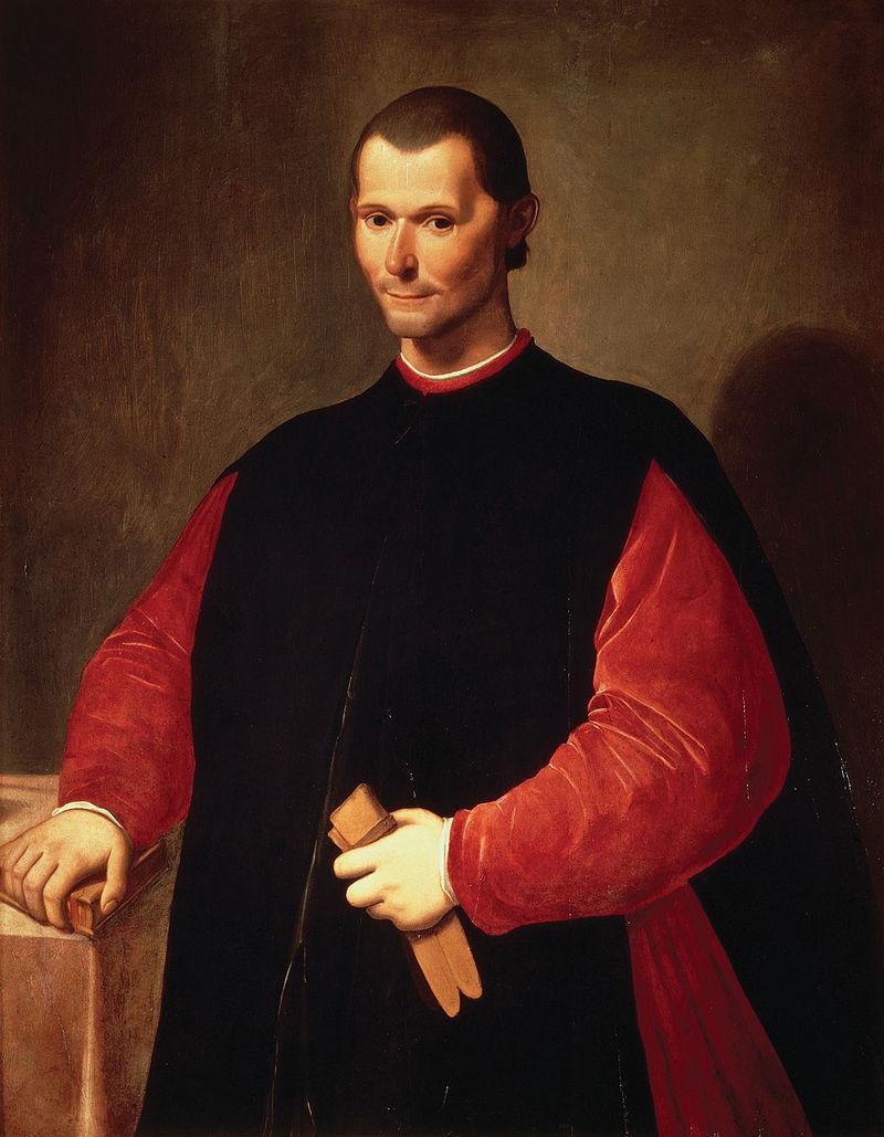 Portret de Santi di Tito, Vecchia Cancelleria, Polo Museale Fiorentino, sursă Wikipedia.