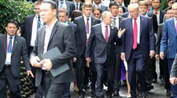 """""""Vânătoarea de vrăjitoare"""" a stricat relațiile dintre Rusia și America"""