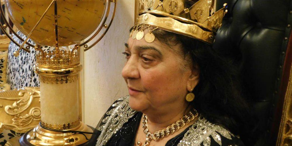 campina 5t Maria Campina, regina Magiei Albe din Romania