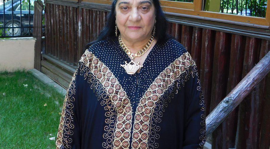 campina33 Maria Campina, regina Magiei Albe din Romania