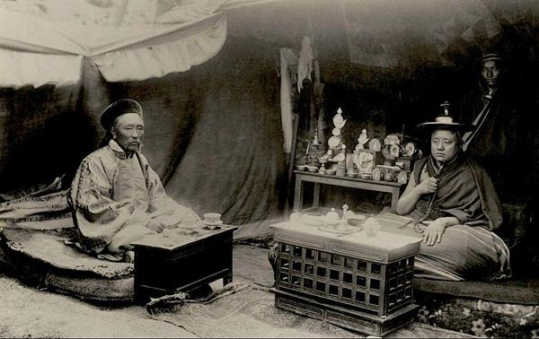 tibet ritual